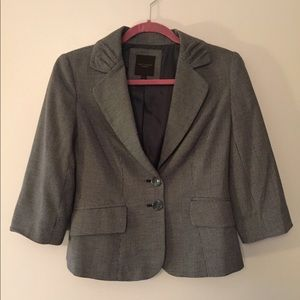 Gray Limited blazer